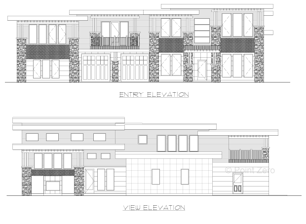 View Elevation of the Sterling